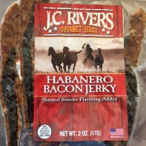 JCR Habanero Bacon jerky