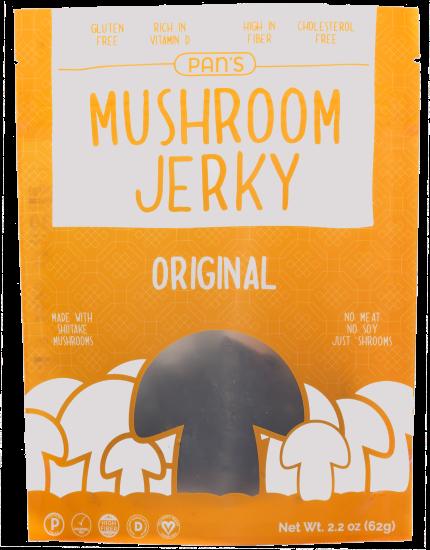 pan's original mushroom