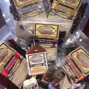 Dahlonega Jerky Co Everything Gift Box