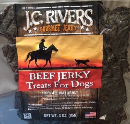 JCR beef for dogs