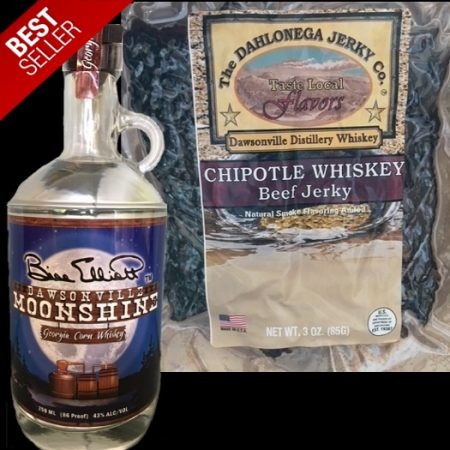 chipotle whiskey with bottle best seller badge