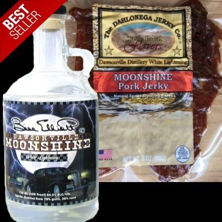 moonshine pork jerky