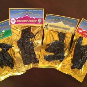 exotic jerky sampler